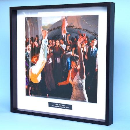 Framed Album Sleeve